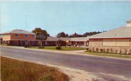 Ivy Manor Motor Court - North Douglas, Georgia - Etats-Unis
