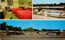 Holiday Motel - Ocala, Florida - Ocala