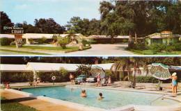 San Marco Court - St. Augustine, Florida - St Augustine