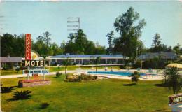 Jonquil Motel - Ocala, Florida - Ocala