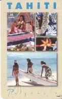 TELECARTE POLYNESIE FRANCAISE TAHITI - French Polynesia