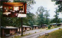 Fairyland Courts - Lookout Mountain, Tennessee - Etats-Unis