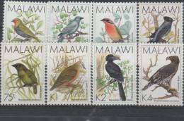 Malawi. Birds. 1988. MNH Short Set. SCV = - Oiseaux