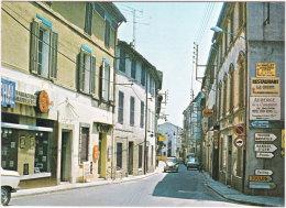 83. Gf. LE BEAUSSET. Les Commerçants Et La Rue Portalis. 8 - Le Beausset