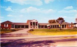 The Shelby Motel - Shelbyville, Kentucky - Etats-Unis