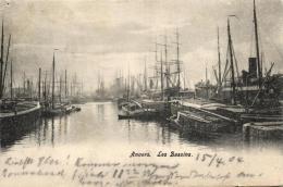 BELGIQUE - ANVERS - ANTWERPEN - Les Bassins. - Antwerpen