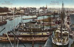 BELGIQUE - ANVERS - ANTWERPEN - Bassin Bonaparte - Bonaparte Dock - Antwerpen
