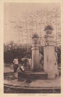 Kompong Chnang - La Fontaine Par Nadal Cambdoge Indochine Cambodia - Cambodja
