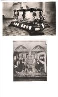 Niederlande - 2 Cards - Breda - Grote Of O.L.V. Kerk Te Breda - Tomb - Fresco - Breda