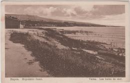 AK -Varna 1920 Les Bains De Mer - Bulgarien