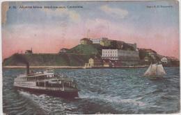 AK - Alcatrac - San Francisco - 1921 Mit Dampfer - Gefängnis & Insassen