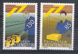 Tim 021 Liechtenstein 2009 - Post