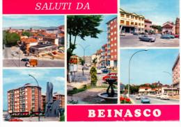 Saluti Da Beinasco (Torino) - Vedute - Italie