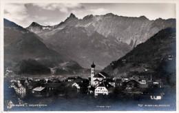 SCHRUNS I.Montafon (Vorarlberg) - Fotokarte 1930?, 7 Gasthaus Und Hüttenstempel - Schruns