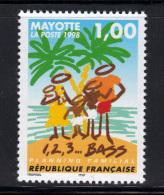 MAYOTTE- Y&T N°54- Neuf Sans Charnière ** - Nuevos