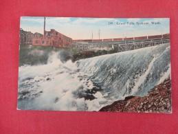 Washington> Spokane  Lower Falla    Ref 1382 - Spokane