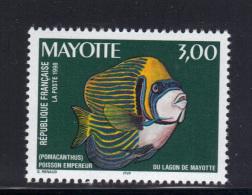 MAYOTTE- Y&T N°60- Neuf Sans Charnière ** - Nuevos