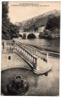 82 - Saint Antonin Noble Val - Fontaine Ferrugineuse Et Les Bords De L'Aveyron - Saint Antonin Noble Val
