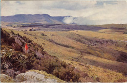 4Cp-378: INYANGA LANDSCAPE Vieu From NYANGWE FORT  - RHODESIA AND NYSALAND > Kent England  Boot - Cartes Postales