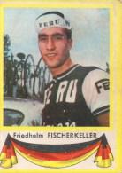 Friedhelm Fischerkeller  Kaartje Chromo (5 X7cm) Coureur Wielrenner Renner Cycliste Velo Fiets Bicyclette Cyclisme - Wielrennen