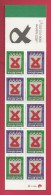 SOUTH AFRICA, 1999, MNH, Booklet 44, Aids Prevention , Sa1193, F 3773 - Booklets