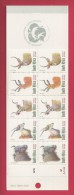 SOUTH AFRICA, 1998, MNH, Booklet 35, Big 5 , Sa1094, F 3777 - Booklets