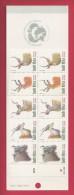 SOUTH AFRICA, 1998, MNH, Booklet 35, Big 5 , Sa1094, F 3777 - Boekjes