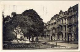 4Cp-375: 716-Liége - Avenue Rogier > Nizi Gina Kilo Minrs Congo Belge Via Mombassa : 1931 - Liege