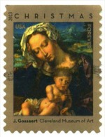 Etats-Unis / United States (Scott No.4815 - Noël / 2013 / Christmas) (o) P3 - Gebruikt