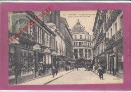 44.- NANTES .- La Rue Lafayette  Près La Rue Du Calvaire - Nantes