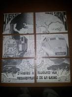 83 HYERES.  PUZZLE DE 6 CARTES D HYERES AU SALINS - Hyeres