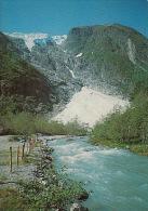 Pk Norge:240:Suphellebreen, Fjaerland, Sogn - Norway
