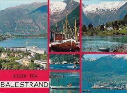 Pk Norge:220:Balestrand, Sognefjord - Norvège