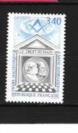 France 2796  Neuf ** (Ordre Maçonnique - Cote 1,70€ - France