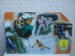 Phonecard Olympics - Jeux Olympiques