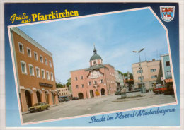 Erholungszentrum Pfarrkirchen , Die Stadt Im Rottal , Niederbayern - Pfarrkirchen