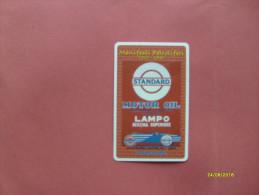 VIA Card Da 25,00 Euro Usata Manifesti Pubblicitari Benzina LAMPO - Tarjetas Telefónicas