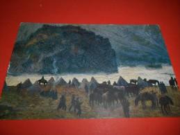 B310 Cartolina Commemorativa IV Guerra Indipendenza Croce Rossa Tolmetta Cm8,5x13,5 Lieve Piega Angolo - Guerra 1914-18