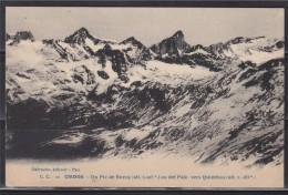 = Carte Postale Urdos Pic De Burcq Et Vers Quimboa Pyrénées-Atlantiques Timbre 218 Le 1.9.27 - Otros Municipios