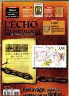 L'ECHO DE LA TIMBROLOGIE - N° 1707 - Avril 1998. - Français (àpd. 1941)