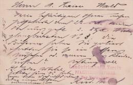 1906, Carte SUISSE, POSTE AMBULANT N° 34, PFÄFFIKON(ZURICH) /5579 - Schweiz