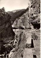 C P S M-C P M--------04-------ST-PAUL-SUR-UBAYE-- --les Gorges De La Reyssole--voir 2 Scans - France