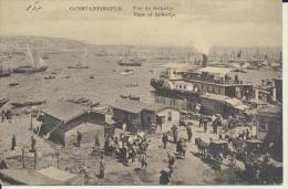 Turquie Constantinople Istambul Vue De Sirkedje - Turchia
