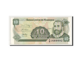Nicaragua, 10 Centavos Type 1990;91-92 ND, Pick 169a - Nicaragua