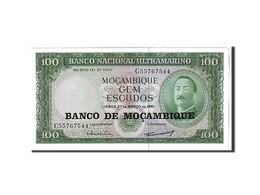 Mozambique, 100 Escudos Type A. Ornelas - Mozambique