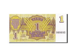[#255630] Lettonie, 1 Rubli, Type 1992 - Lettonie