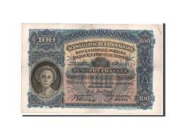 [#350209] Suisse, 100 Francs Type 1921-28, Pick 35u - Switzerland