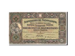 [#304022] Suisse, 5 Francs Type 1911-14 - Switzerland