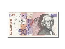 [#155613] Slovénie, 50 Tolarjev Type Vega - Slovénie