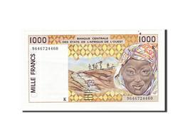 [#155723] Sénégal, 1000 Francs Type 1991-92 - Sénégal